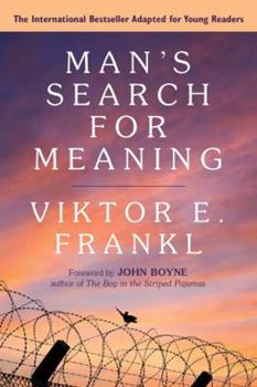 Paperback Man's Search for Meaning: Young Adult Edition : Young Adult Edition Book