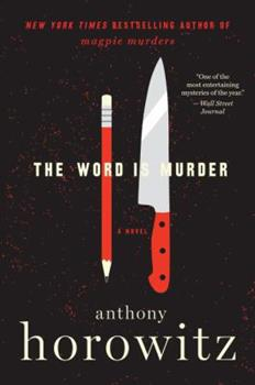 The Word is Murder 1443455482 Book Cover