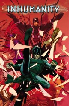 Inhumanity - Book #15 of the Inhumans in Chronological Order