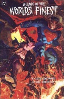 Batman/Superman: Legends Of The World's Finest (Elseworlds) - Book #65 of the Modern Batman