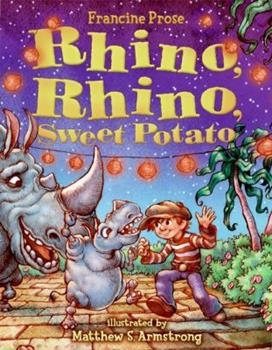 Rhino, Rhino, Sweet Potato 0060080787 Book Cover