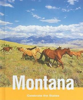 Montana - Book  of the Celebrate the States