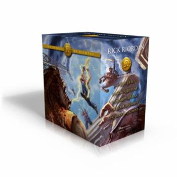 The Heroes of Olympus Boxed Set