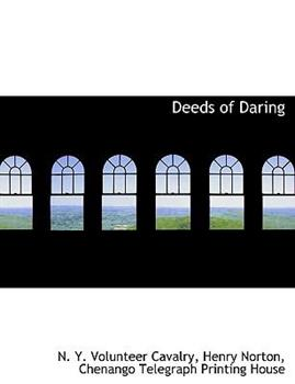 Paperback Deeds of Daring Book