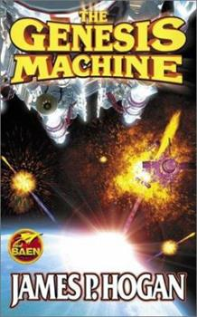 The Genesis Machine 0345272315 Book Cover