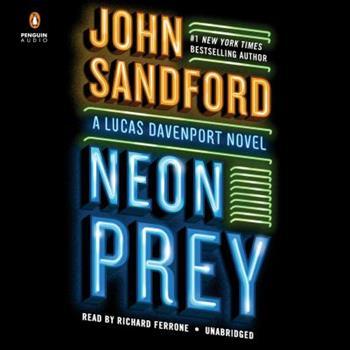 Neon Prey 0525536582 Book Cover