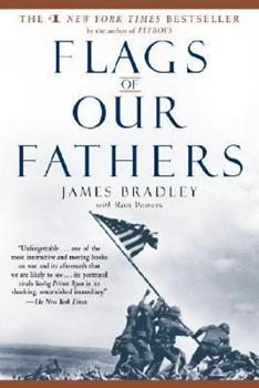Paperback Flags of Our Fathers Book