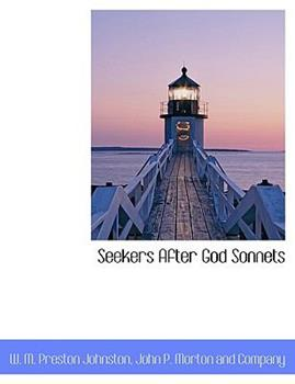 Paperback Seekers after God Sonnets Book