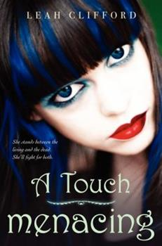 A Touch Menacing 0062005057 Book Cover