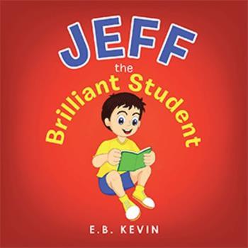 Paperback Jeff the Brilliant Student Book