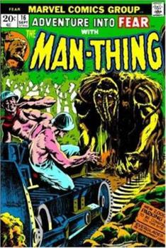Essential Man-Thing, Vol. 1 (Marvel Essentials) - Book  of the Essential Marvel