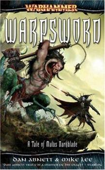 Warpsword - Book  of the Warhammer Fantasy
