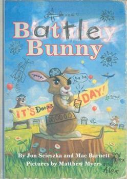 Battle Bunny 1442446730 Book Cover