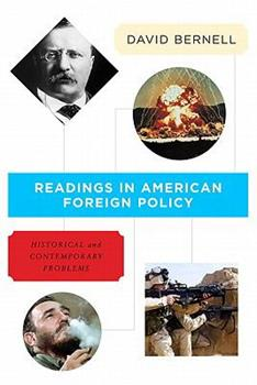 Paperback Readings In American Foreign Policy- (Value Pack w/MyLab Search) Book