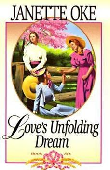 Paperback Love's Unfolding Dream (Love Comes Softly Series #6) [Large Print] Book