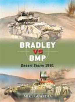Bradley vs BMP: Desert Storm 1991 - Book #75 of the Duel