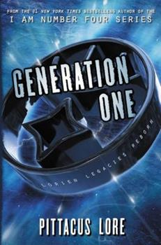 Generation One 0062493701 Book Cover