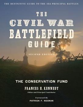 Paperback The Civil War Battlefield Guide Book