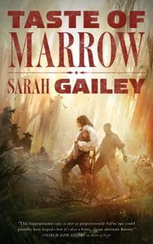 Paperback Taste of Marrow Book
