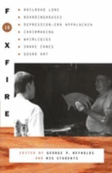 Foxfire 10 - Book #10 of the Foxfire Series