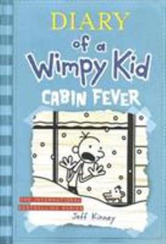 Paperback Diary of a Wimpy Kid #6: Cabin Fever Book
