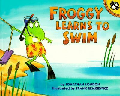 Froggy Learns to Swim - Book  of the Froggy