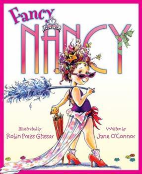 Paperback Fancy Nancy Book
