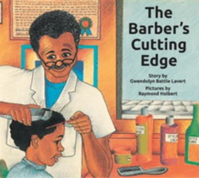 Paperback The Barber's Cutting Edge Book