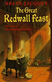 The Great Redwall Feast - Book  of the Redwall