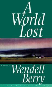 A World Lost 1887178228 Book Cover