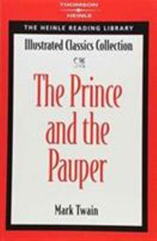 Paperback prince and the pauper Book