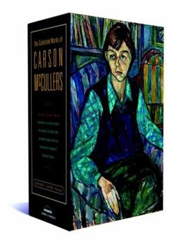 Collected Stories of Carson McCullers 0395925053 Book Cover