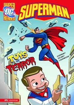 Toys of Terror - Book  of the DC Super Heroes: Superman