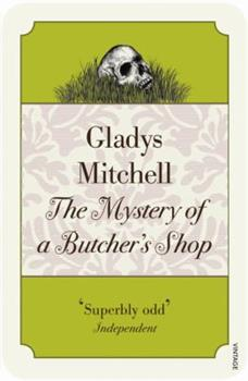 Paperback The Mystery of a Butcher's Shop Book