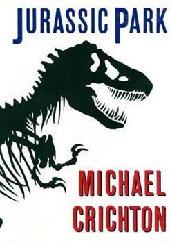 Hardcover Jurassic Park Book