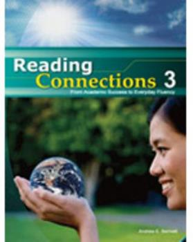 Paperback Reading Connections 3: From Academic Success to Real World Fluency Book