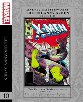 Marvel Masterworks: The Uncanny X-Men, Vol. 10 - Book #241 of the Marvel Masterworks