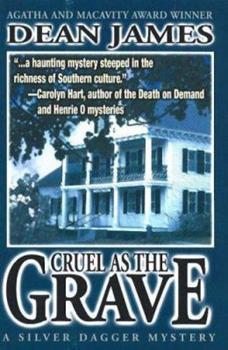 Cruel As The Grave (A Silver Dagger Mystery) 1570721270 Book Cover