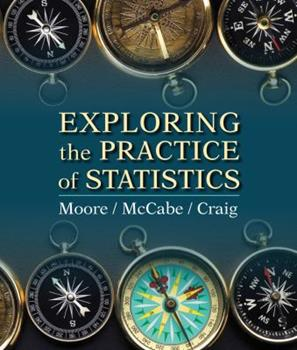 Exploring the Practice of Statistics 1464141045 Book Cover