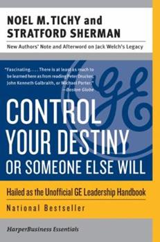 Paperback Control Your Destiny or Someone Else Will (Collins Business Essentials) Book