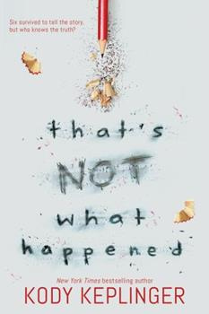 That's Not What Happened 1338186531 Book Cover