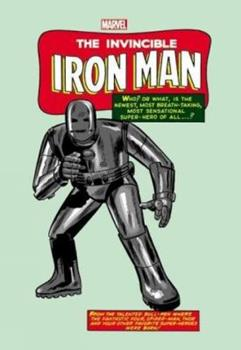 Marvel Masterworks: The Invincible Iron Man Vol. 1 - Book #20 of the Marvel Masterworks