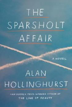 The Sparsholt Affair 1101873086 Book Cover