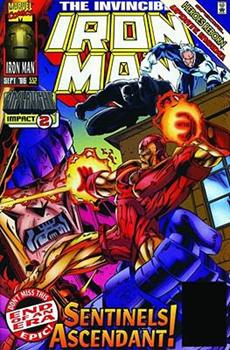 X-Men: The Complete Onslaught Epic Book 3 TPB - Book #402 of the Avengers 1963-1996 #278-285, Annual