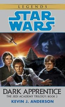 Dark Apprentice - Book  of the Star Wars Legends