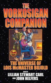The Vorkosigan Companion 1416556036 Book Cover