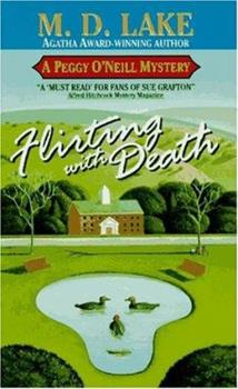 Flirting with Death (Peggy O'Neill Mysteries, Book 8) 0380775220 Book Cover