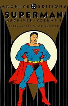 Superman Archives, Vol. 2 - Book  of the DC Archive Editions