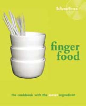 Paperback Sound Bites Fingerfood Book