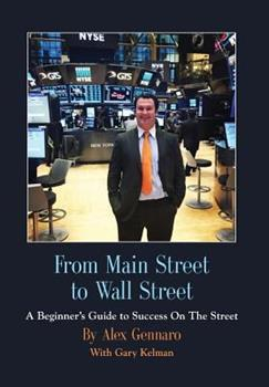 Hardcover From Main Street to Wall Street Book